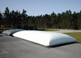 flexible rainwater collection tanks