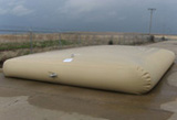 collapsible fuel bladder tanks